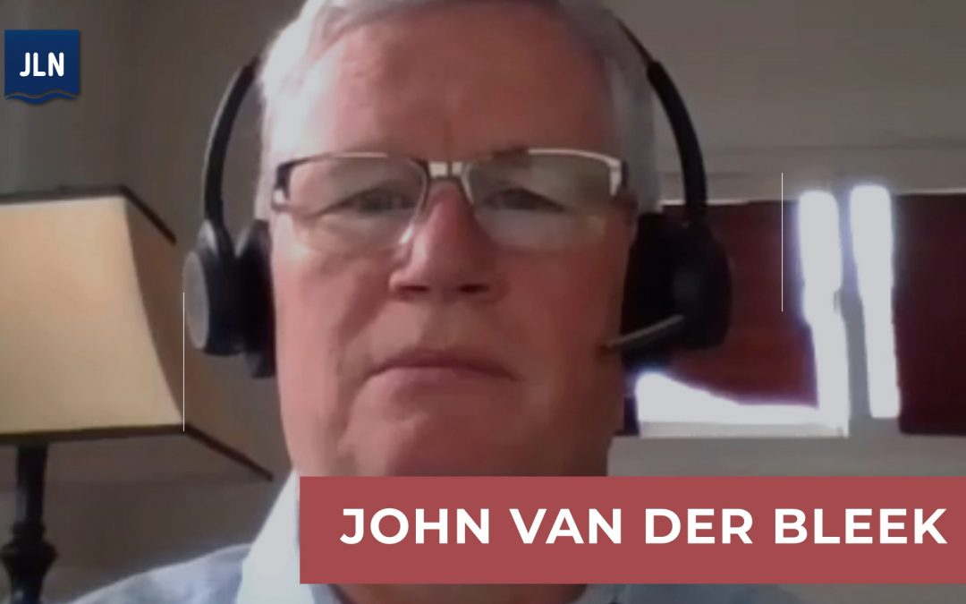 John Van Der Bleek – The Path to Electronic Trading