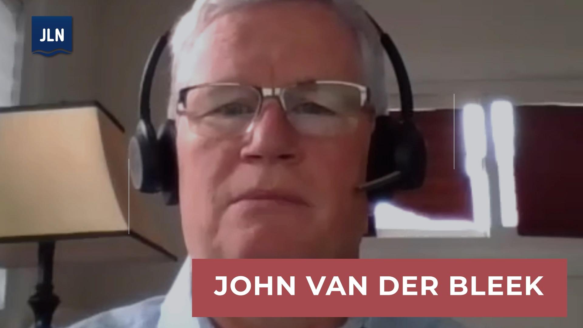 James Van Der Bleek
