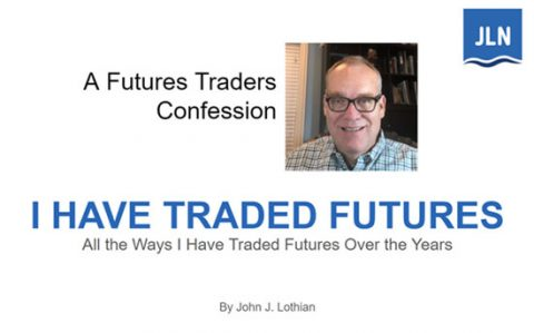 John Lothian: A Futures Trader's Confession