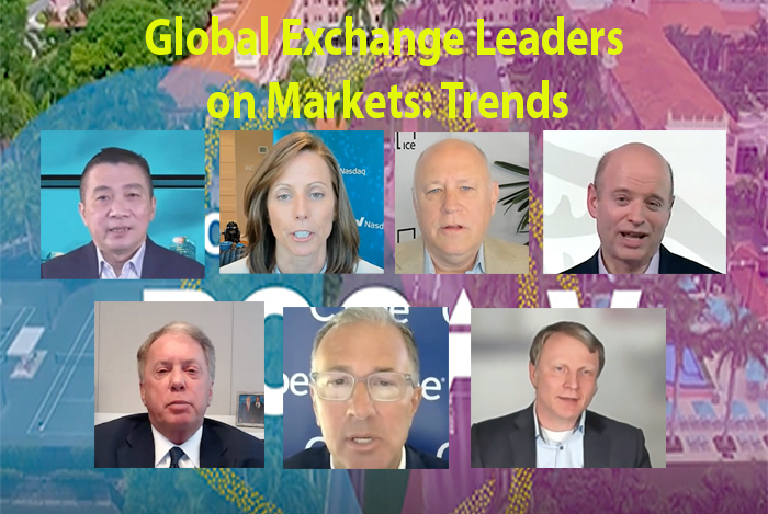 FIA Boca-V:  Exchange Leaders Share Views On Crucial Trends Facing the Markets in 2021
