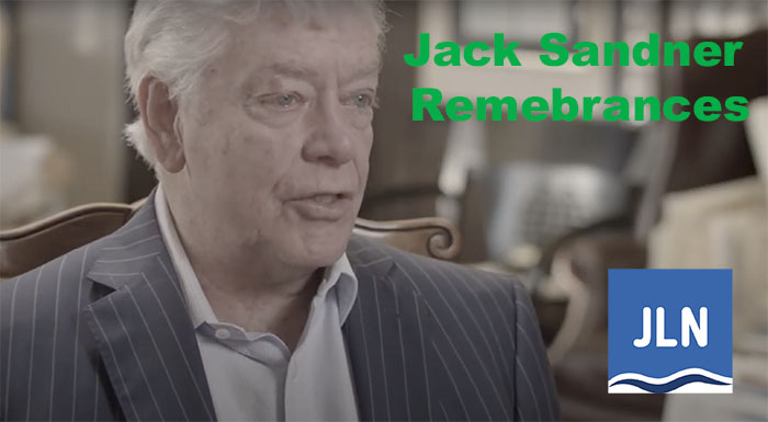 Jack Sandner Remembrances