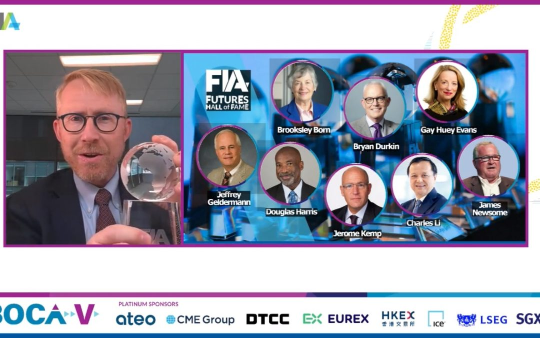 FIA Boca-V: Closing Ceremony Honors Outstanding Figures and Remembers the Lost