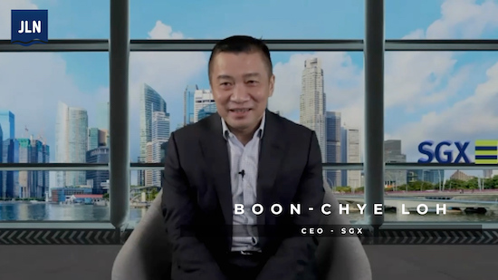 SGX's CEO Talks With John Lothian News