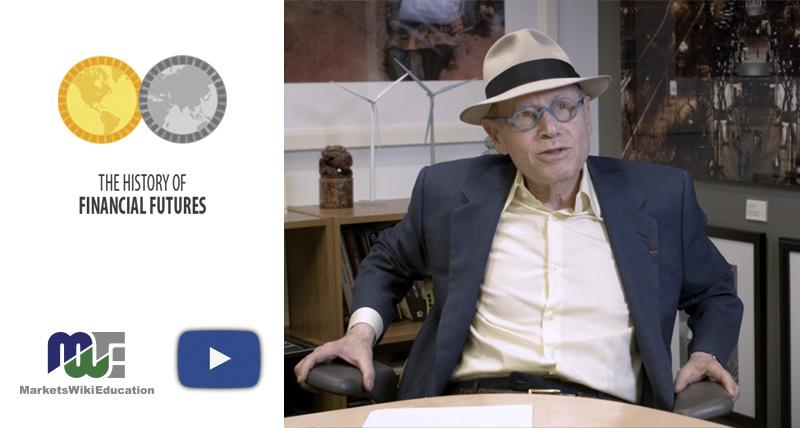 Richard Sandor Makes History With Financial Futures – John Lothian News