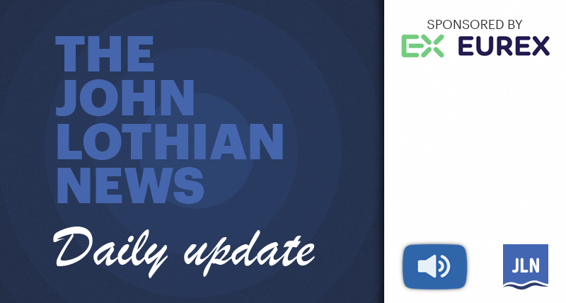 THE JOHN LOTHIAN NEWS DAILY UPDATE (WEEKLY ROUNDUP) – WEEK OF 5/10/2021