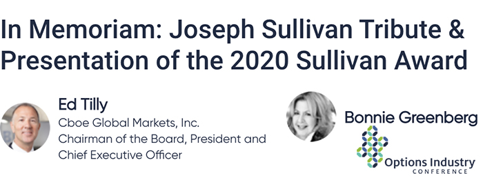 OIC 2021: The Late Joe Levin Honored With Sullivan Award