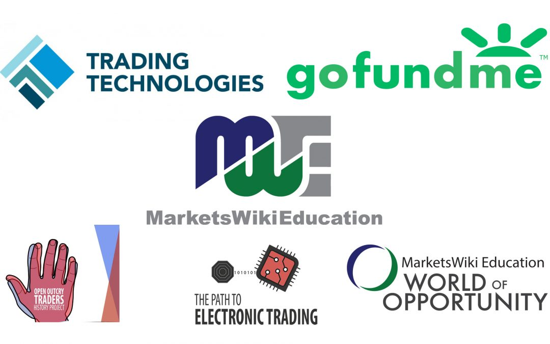 Trading Technologies Announces Matching Program to Benefit GoFundMe Campaign  for MarketsWiki Education Video Series and John Lothian News