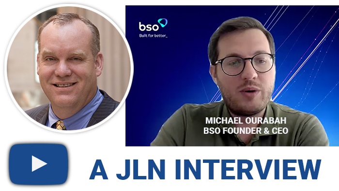 BSO Founder & CEO Michael Ourabah Talks Pandemic Telecom Experience and Rebranding the Firm