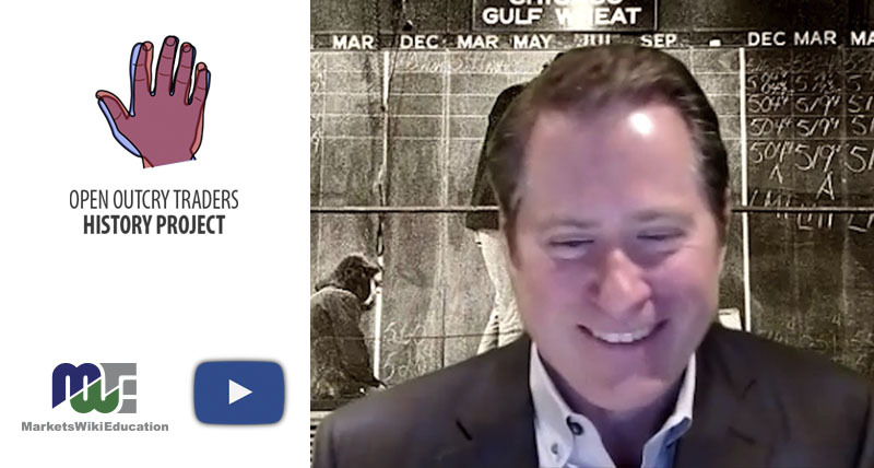 Peter Harrigan – Open Outcry Traders History Project – Part Two