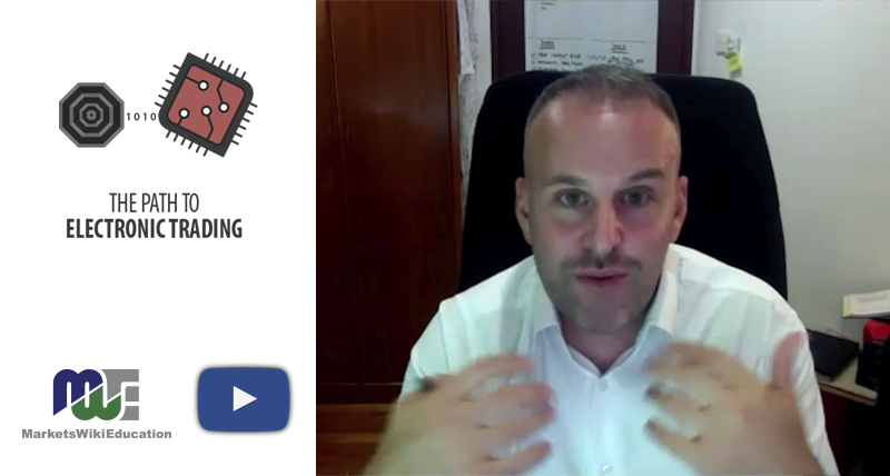 Robin Trott – The Path to Electronic Trading Part Two