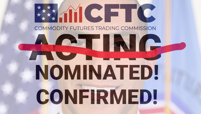 Dear Mr. President: The CFTC Needs A Permanent Chairman, Not An Acting One
