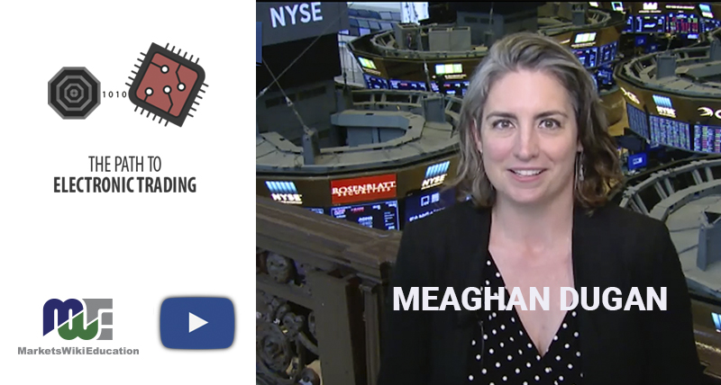 Meaghan Dugan Cooks Up a Stellar Path to Electronic Trading