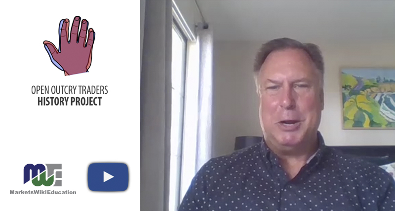 Bruce Williams – He Found Love of Open Outcry Trading Through Tennis – Part One