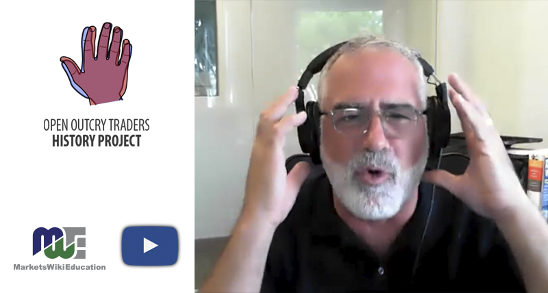Kenny Polcari – Open Outcry Traders History Project Part One