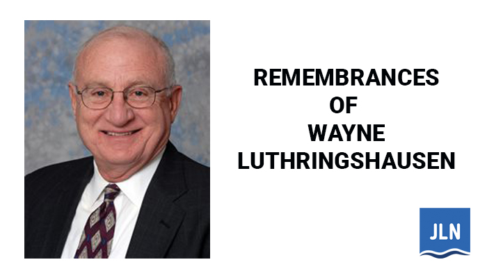 Remembrances of Wayne Luthringshausen